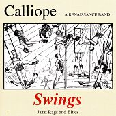 Calliope Swings: Jazz, Rags and Blues
