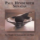 Paul Hindemith: Sonatas for Woodwind Instruments and Piano