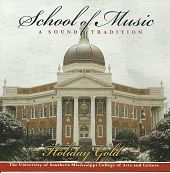 University of Southern Mississippi Holiday Gold