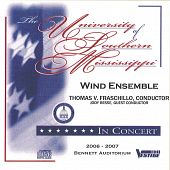 University of Southern Mississippi Wind Ensemble 2006-2007