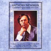 Anthony Newman: Preludes, Etudes, and New Music
